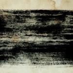 Antipurgatorio 2012 tecnica mista su carta 25x30 cm